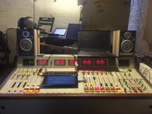 Erstmals wurde das Freifunkradio über dieses Mischpult aufgenommen
